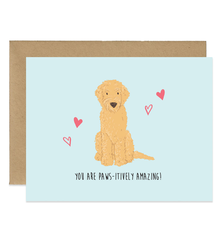 Puppy Friends Greeting Card