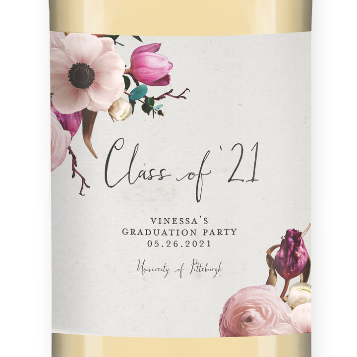 Class of Wine Label