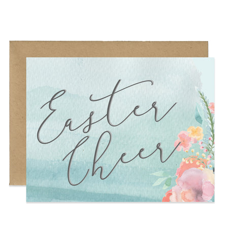 Easter Cheer Card