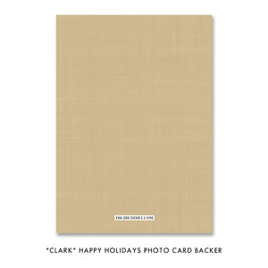 Kraft Holiday Card