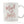 Load image into Gallery viewer, Pink Glitter Maid of Honor Mug