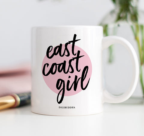 East Coast Girl Mug