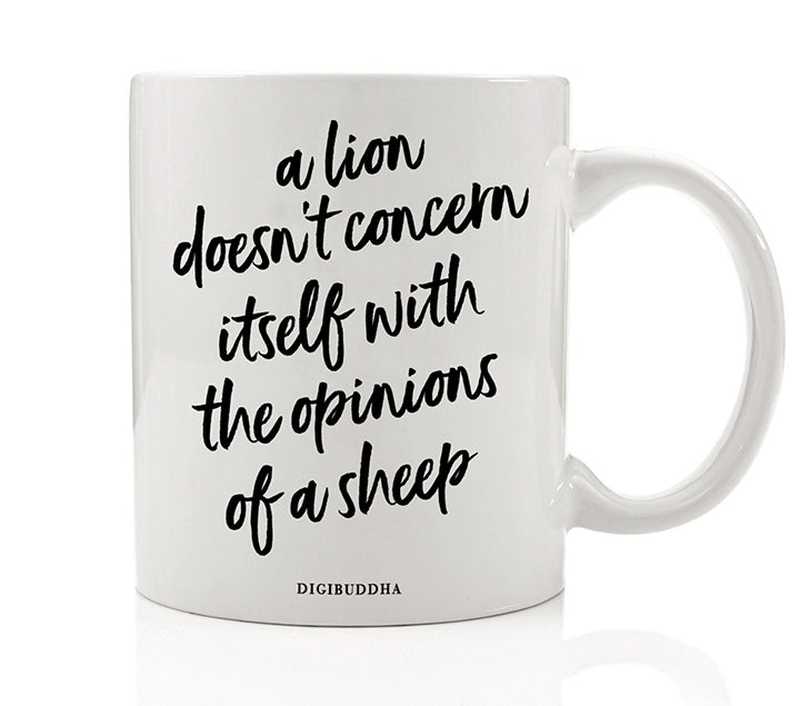 Tywin Lannister Quote Mug