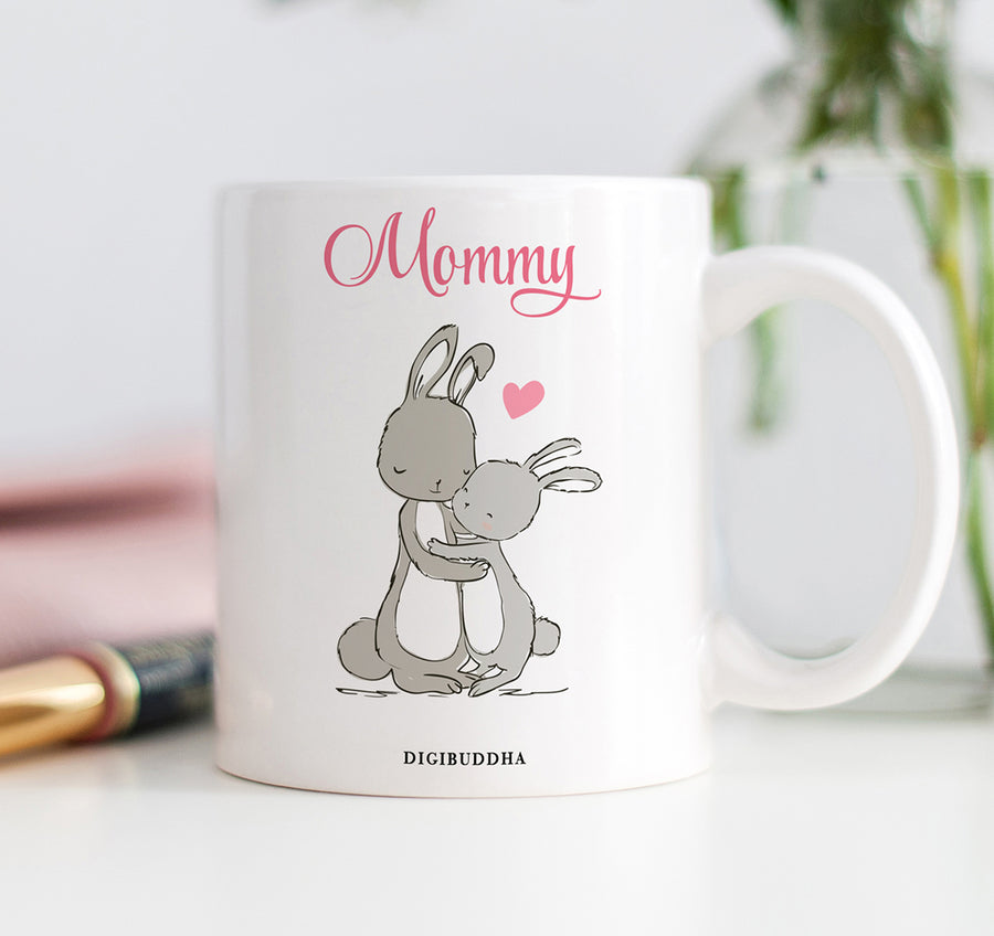 Bunny Mommy Mug