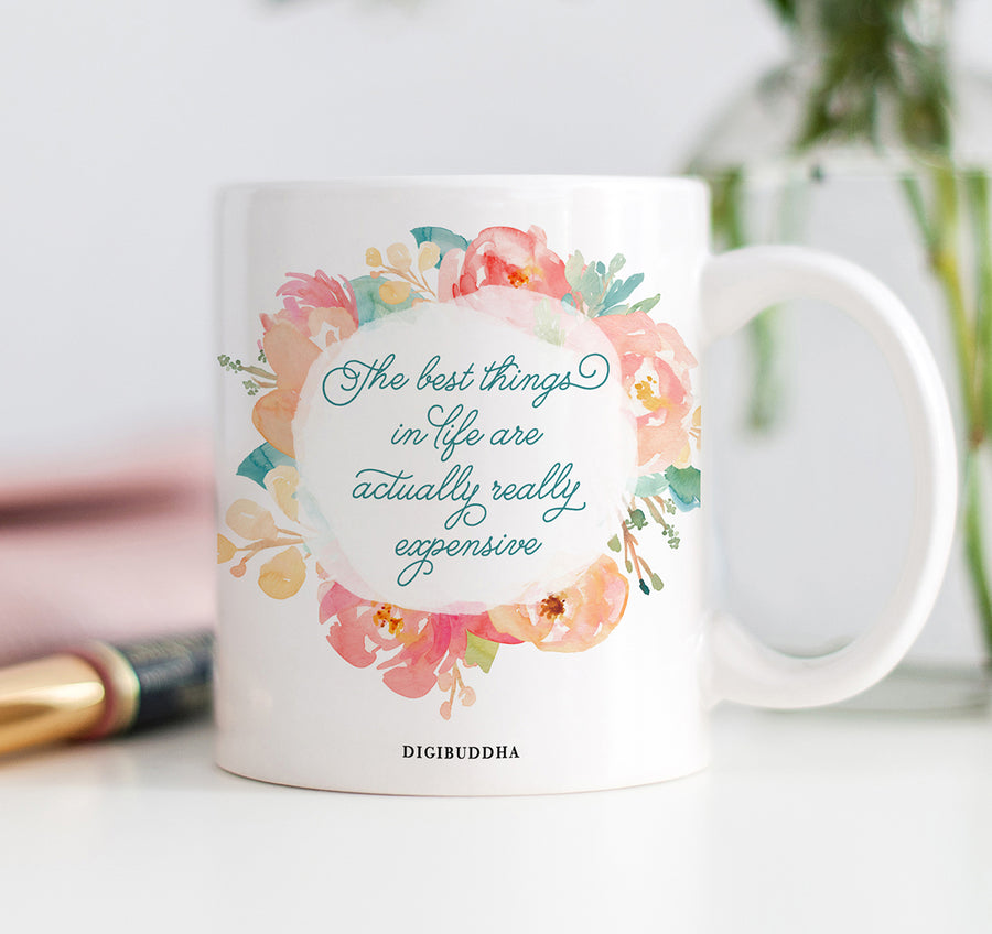 The Best Things In Life Mug