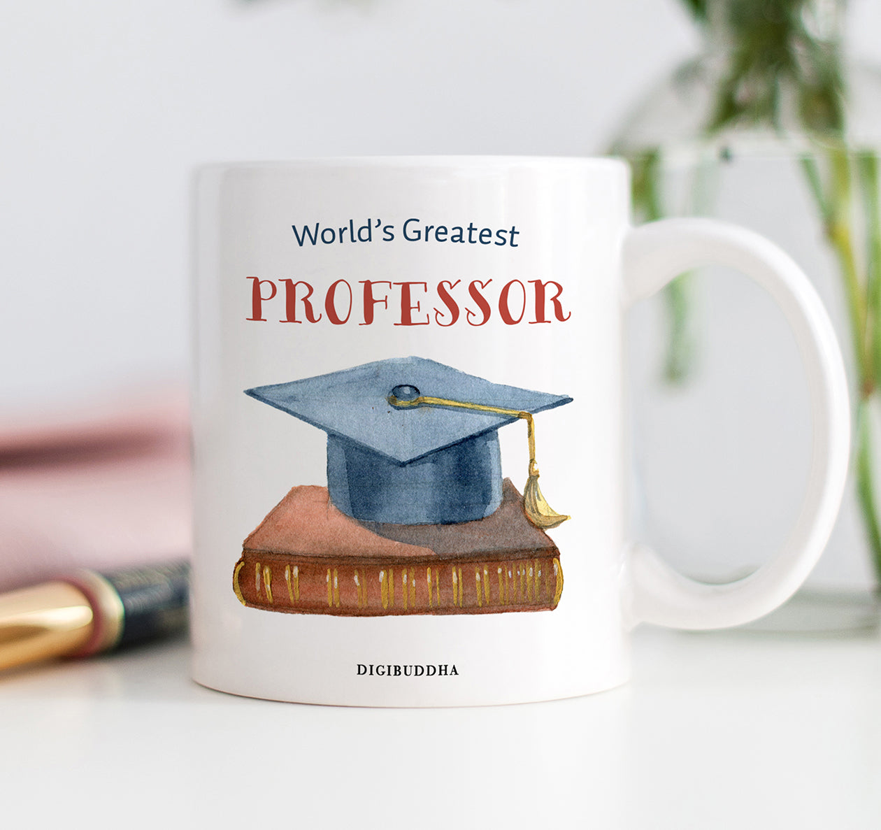 World's Greatest Professor Mug