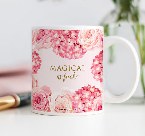 Magical As Fuck Mug