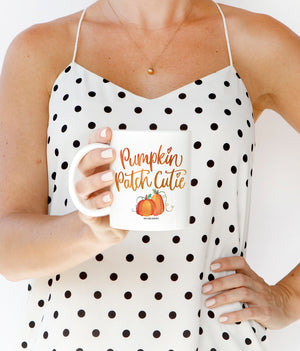 Pumpkin Patch Cutie Mug
