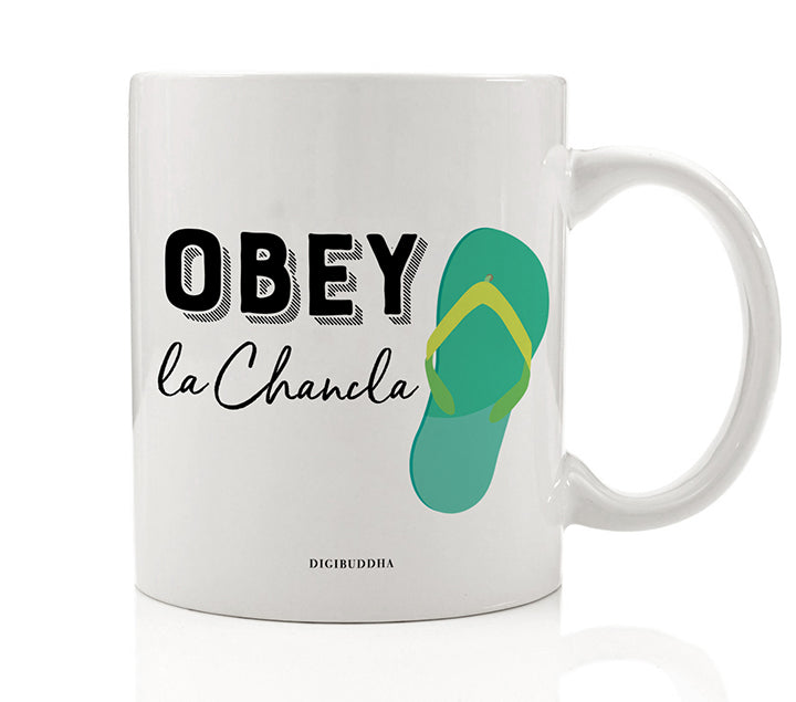 Obey La Chancla Mug