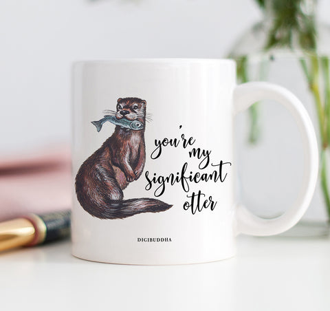 You're My Significant Otter Mug