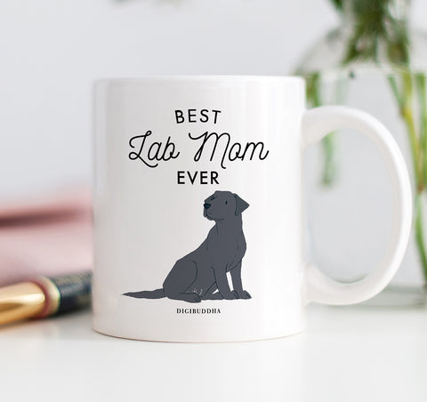 Best Lab Mom Ever Mug