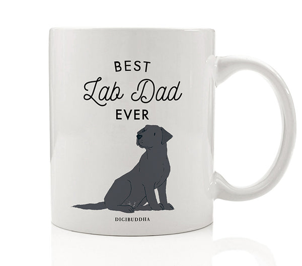 Best Lab Dad Ever Mug