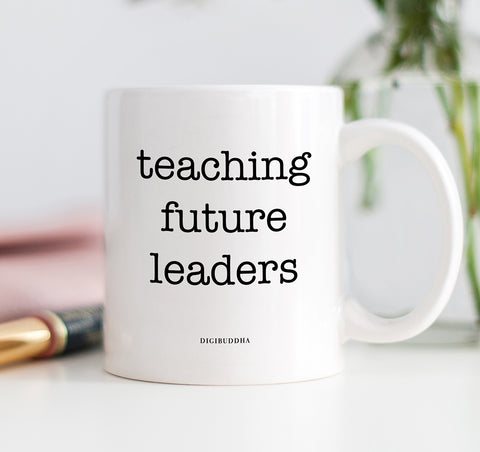 Teaching Future Leaders Mug