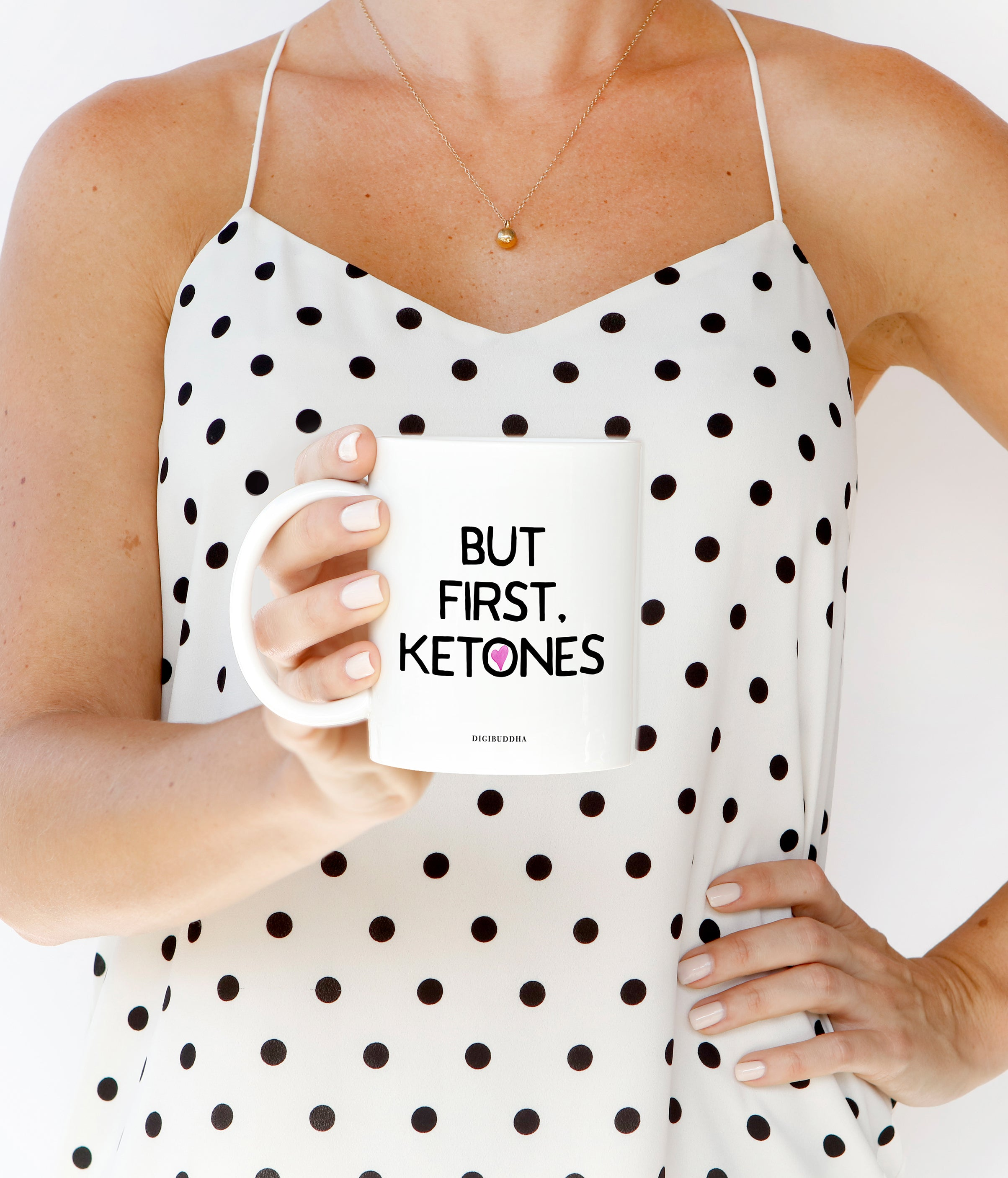 But First, Ketones Mug