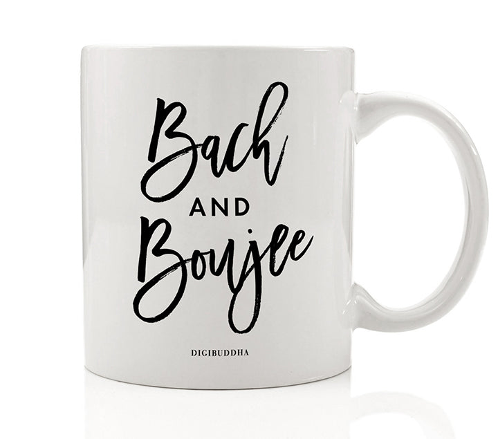 Bach And Boujee Mug