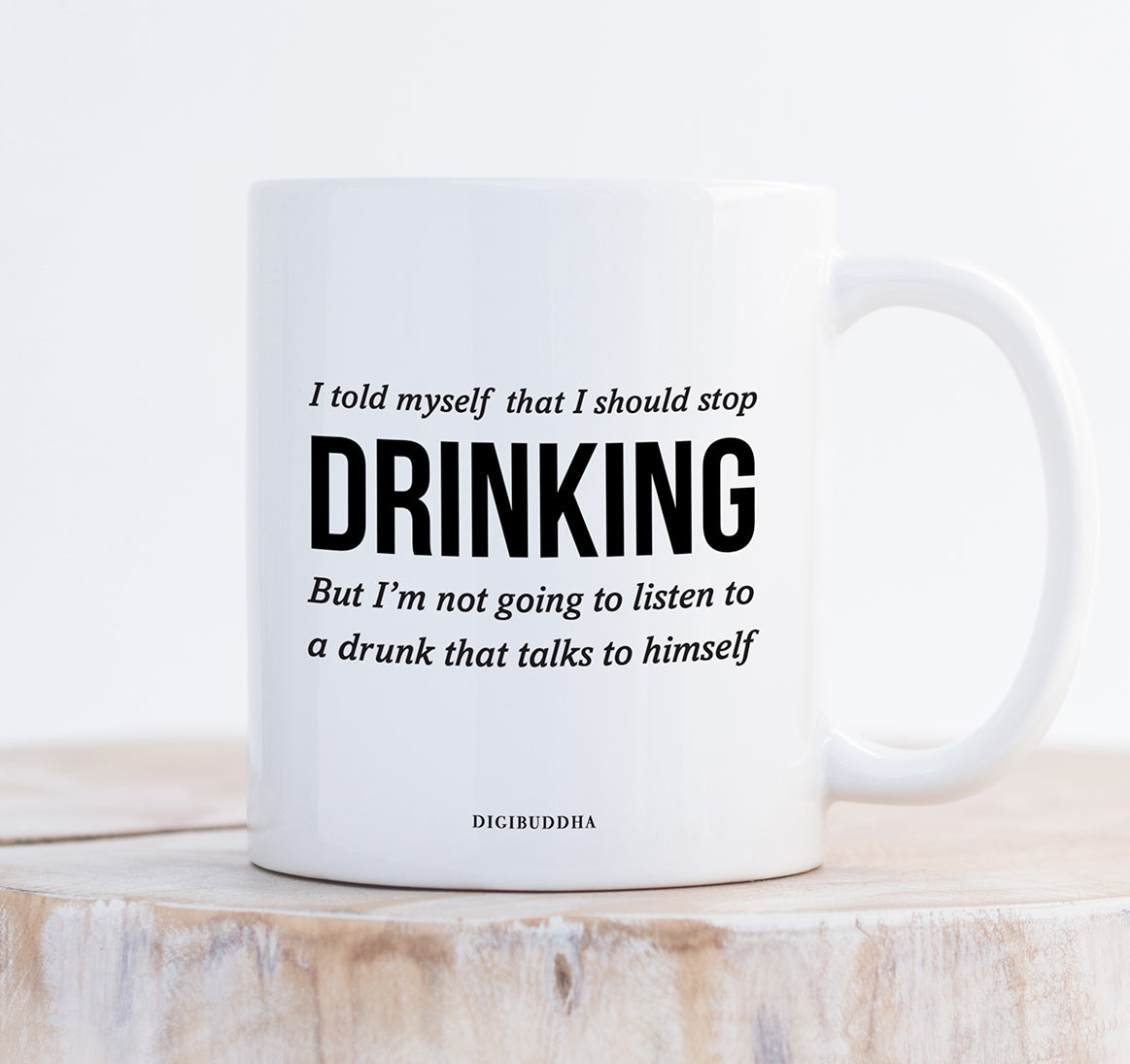 I Should Stop Drinking Mug