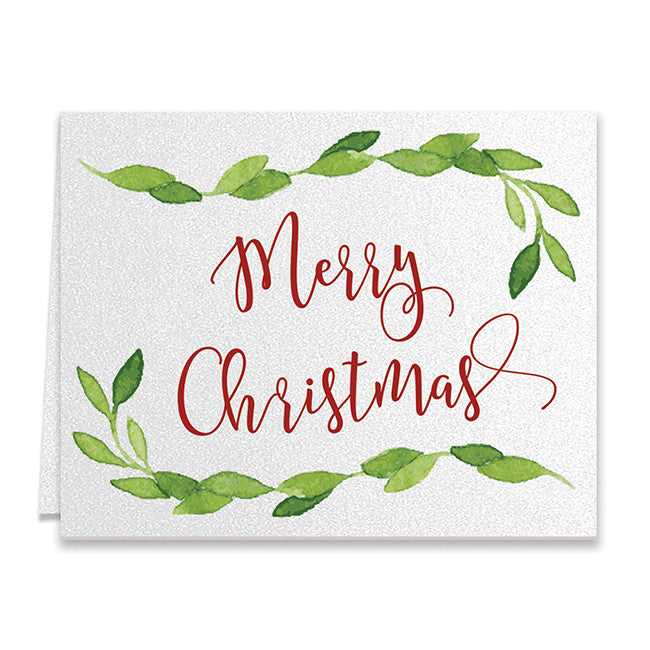 Christmas Vines.Merry Christmas Vines Boxed Holiday Cards Davis