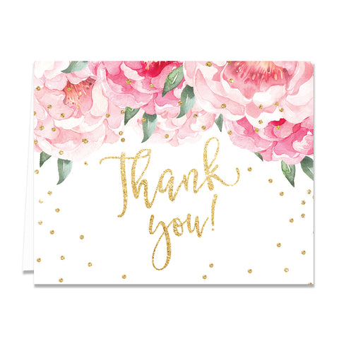 Baby Shower Thank You Cards | Digibuddha