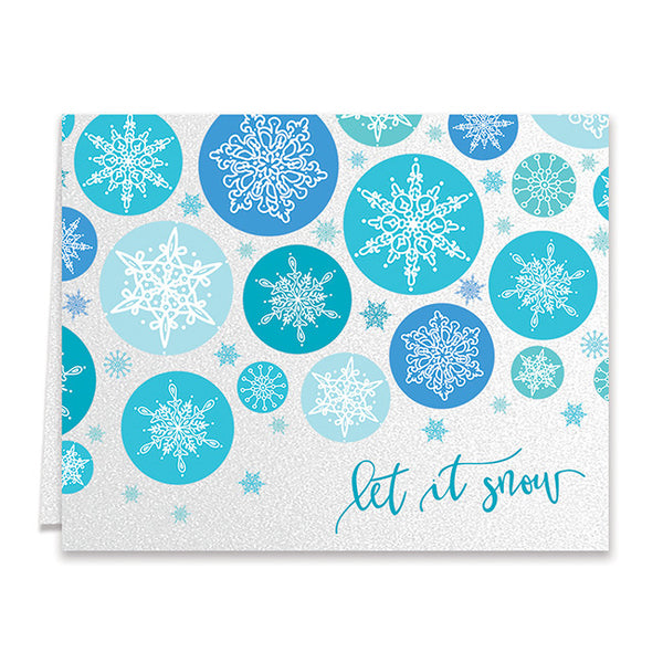 Let It Snow Boxed Holiday Cards | Kipling