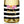 "Load image into Gallery viewer, ""Mady"" Floral + Black Stripe Bridesmaid Proposal Champagne Labels"