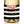 "Load image into Gallery viewer, ""Mady"" Floral + Black Stripe Engagement Champagne Labels"