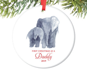 New Daddy Christmas Ornament | 5