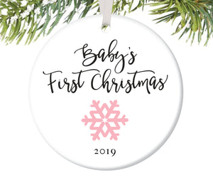 Baby's First Christmas Ornament | 25