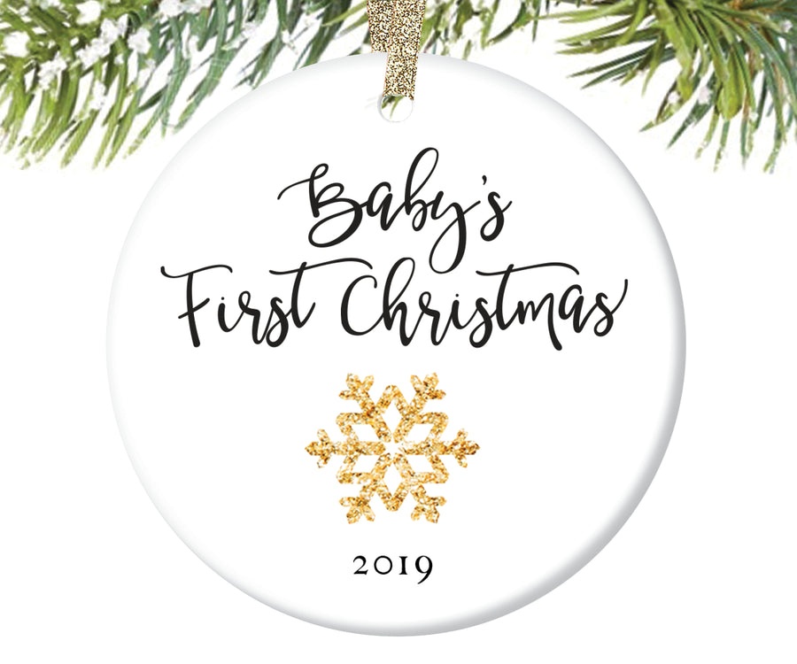 Baby's First Christmas Ornament | 27