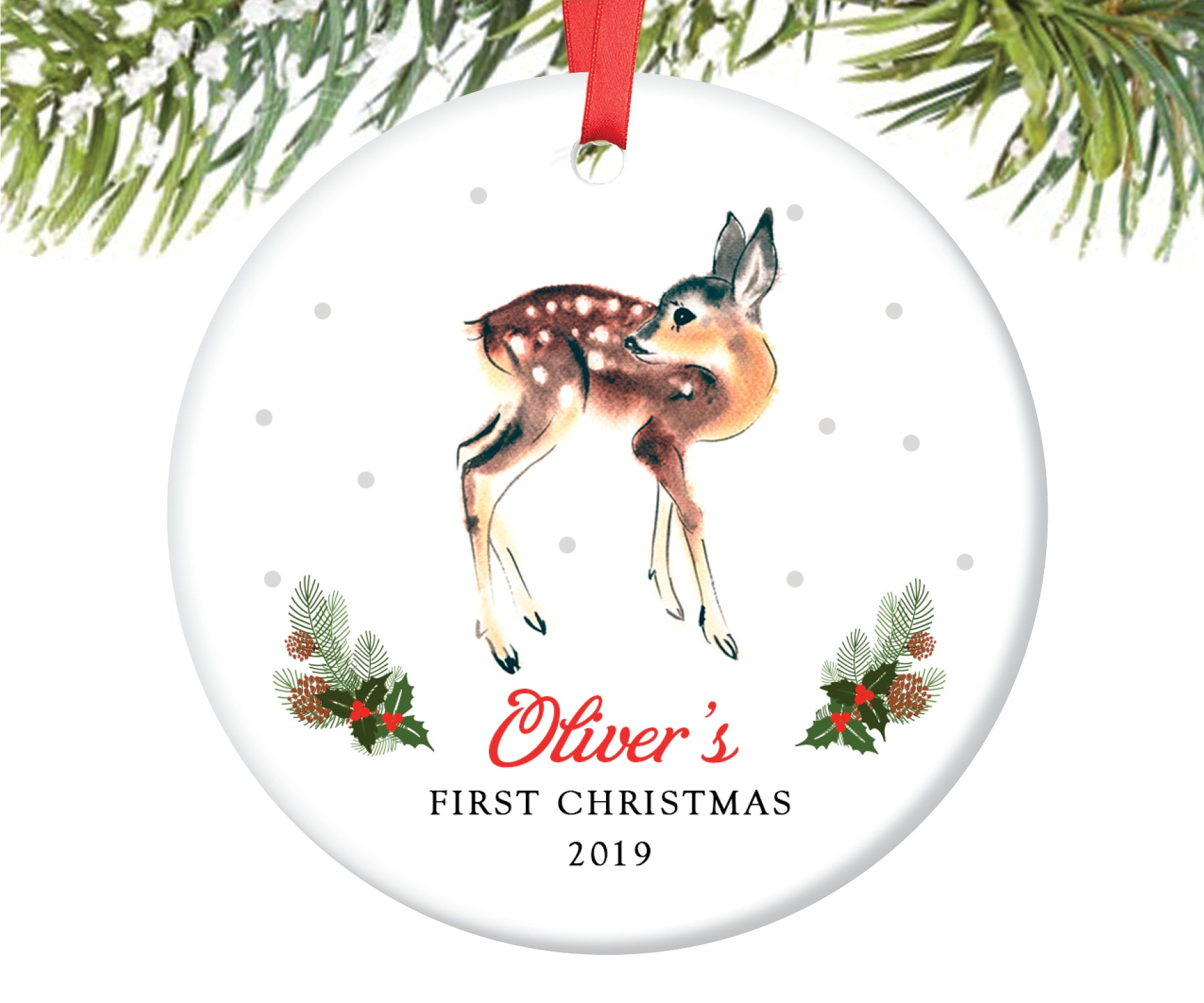 baby boy s first christmas ornament personalized 85 digibuddha