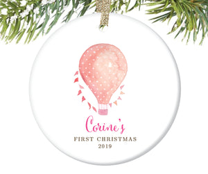 Baby's First Christmas Ornament, Personalized | 98