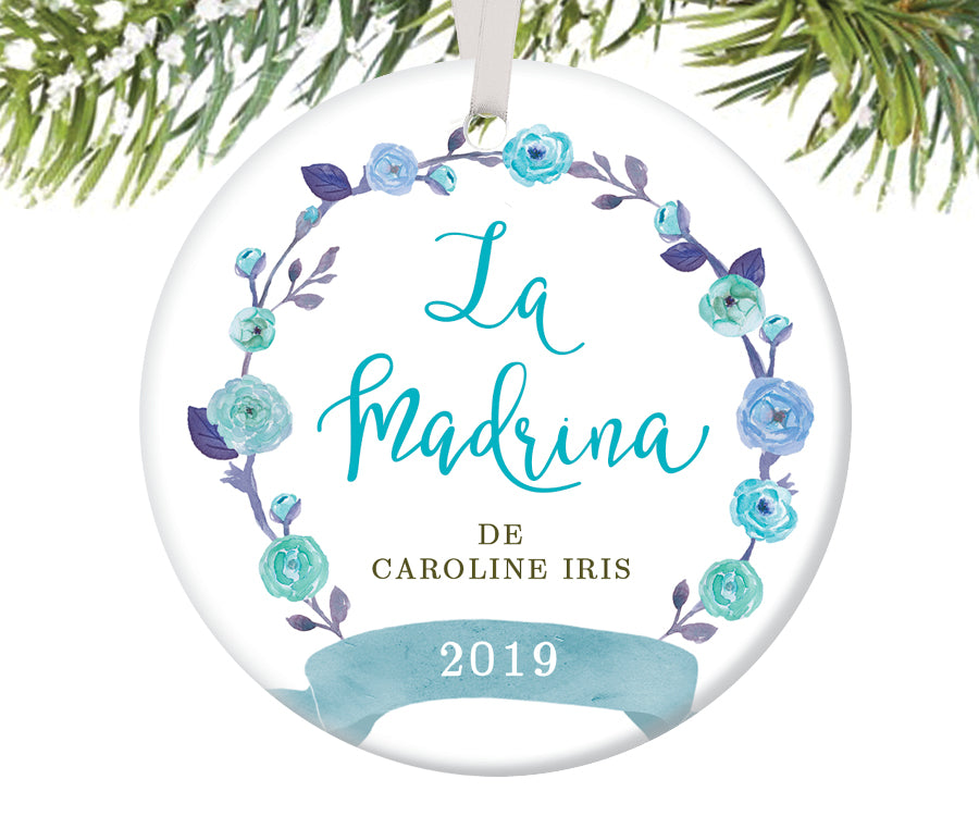 La Madrina Christmas Ornament