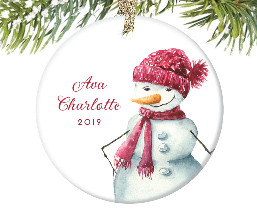 Baby's First Christmas Ornament, Personalized | 231
