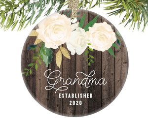 Grandma Christmas Ornament | 338