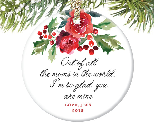 Mother Appreciation Christmas Ornament | 610