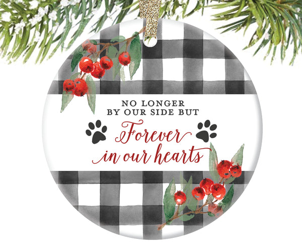 Pet Memorial Christmas Ornament | 721