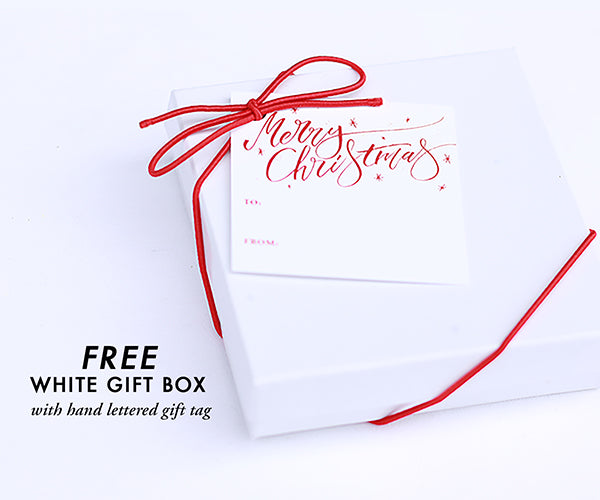 Ornament Gift Box