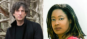 Tuesday, May 5th: Neil Gaiman & N. K. Jemisin