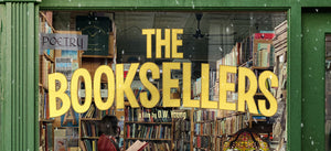 Sunday, April 19th: The Booksellers