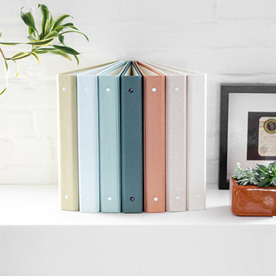 For The Organizer: Storage Binders