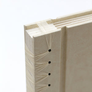 12 x 12 Album Cream ~ Animal Friendly Faux Leather