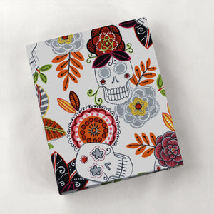 Large Journal Day Of The Dead (SALE)