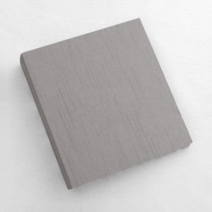 Photo Binder Silver Silk