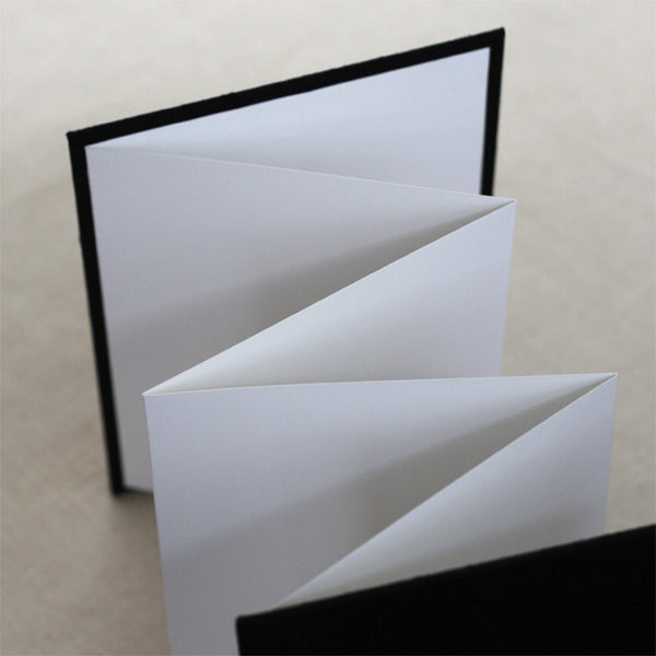 Accordion Book Basic Black
