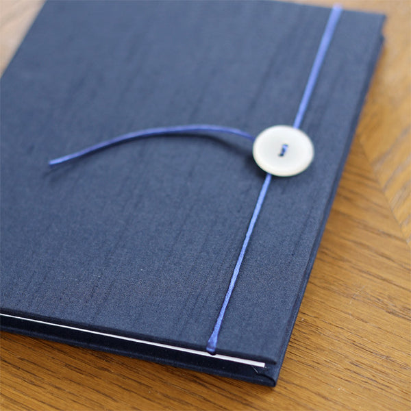 Accordion Book Navy