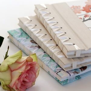 Personalized Anniversary Journal Botanical Garden