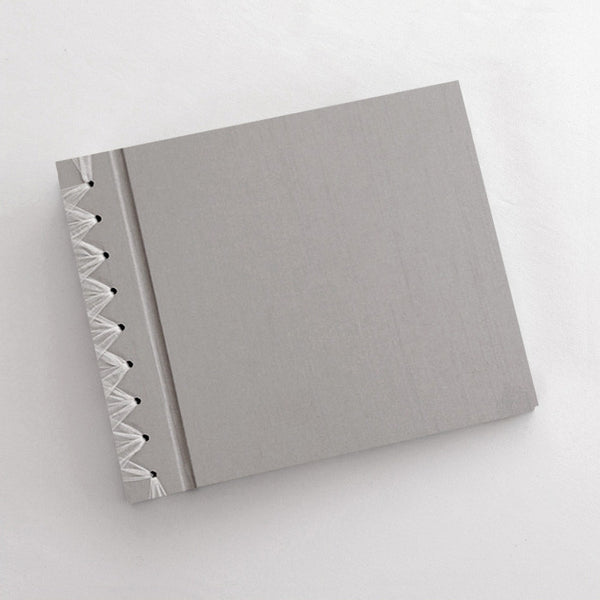 Anniversary Journal Silver
