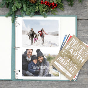 12 x 12 Album Blush Silk