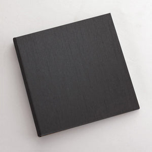 Event Guestbook Black Silk
