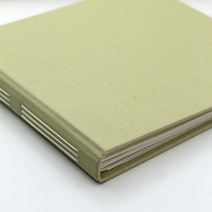 Event Guestbook Lemongrass Silk