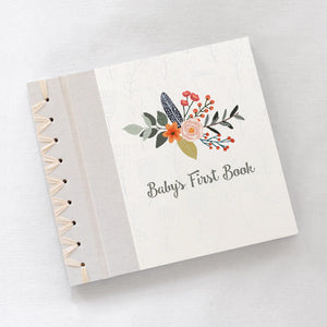 Baby's First Book Fall Bouquet